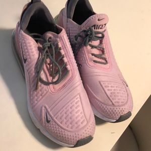 Nike air max pink sneakers size 6.5Y